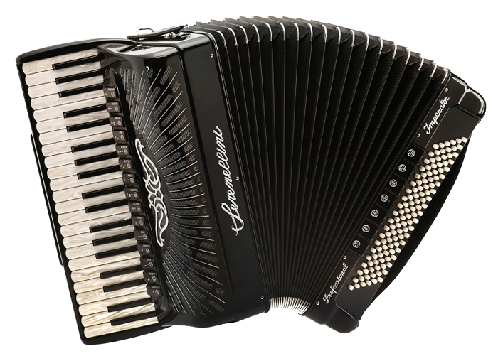 Serenellini Accordions - 100% Made in Italy